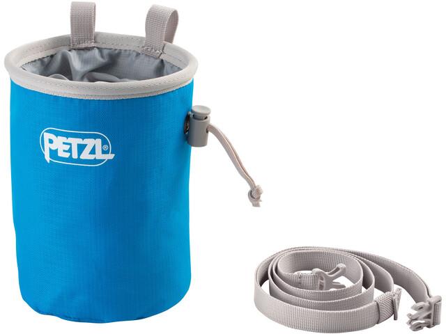 Petzl Bandi Chalk Bag blue